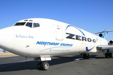 Now Departing: An Anti-Gravity Flight from JFK