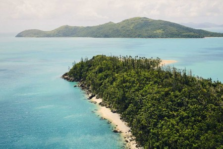 The Immaculate Daydream Island Just Re-Opened Off the Great Barrier Reef