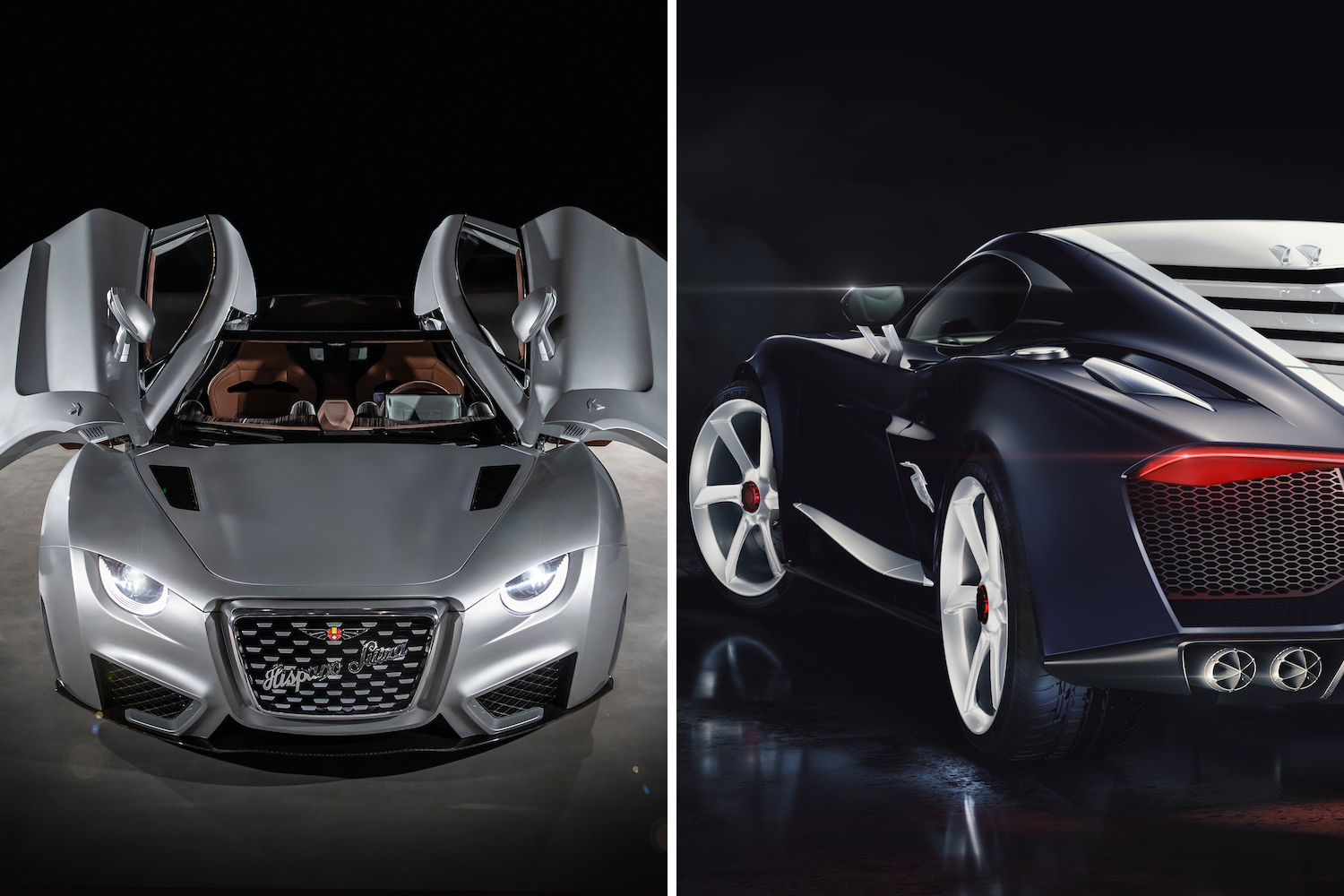 Two companies are laying claim to the legendary name Hispano-Suiza.