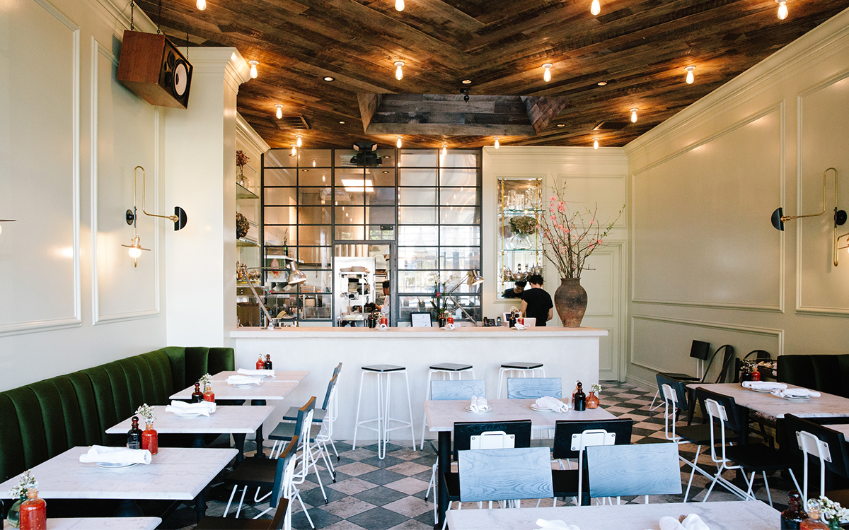 The 5 Best Restaurants That Opened in LA This April