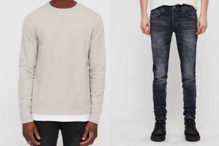 Build a Better Date Night Outfit with AllSaints' 50% Off Sale