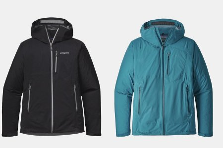 Pick up a High-Performance Patagonia Raincoat at 45% Off