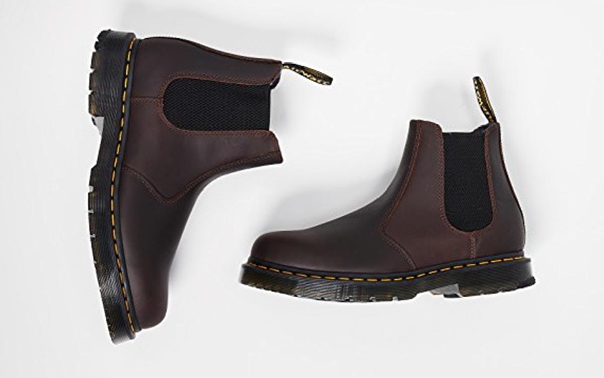 You're Going to Be Very Happy to Have Bought These Discounted Dr. Martens