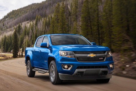Chevy's 2019 Colorado Is a Great Option for First-Time Truck Buyers