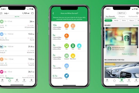 """New App """"Miles"""" Earns You Rewards by Simply Commuting to Work"""
