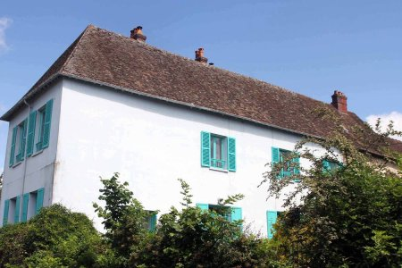 You Can Book Claude Monet's Old Countryside Home on Airbnb