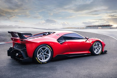 Ferrari Just Unveiled Its 'Most Extreme One-Off Design Ever'
