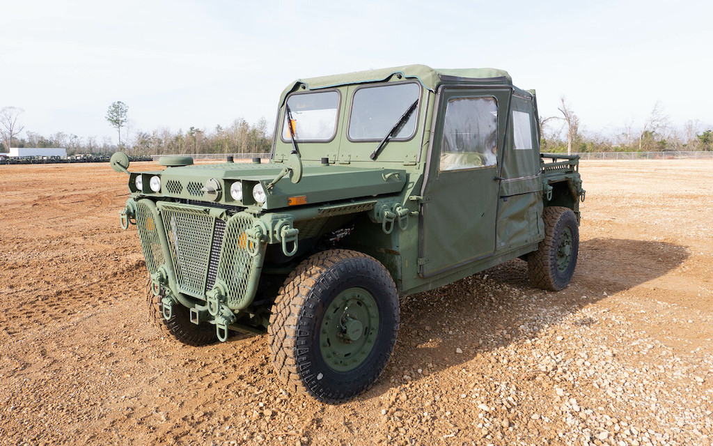Buy U S  Military Tactical Vehicles GovPlanet's Auction - InsideHook