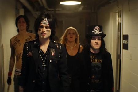 """Motley Crue's """"The Dirt"""" is just another in a very long line of rock biopics to come."""