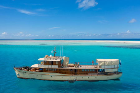 These 5 Globe-Spanning Yacht Charters Were Built for Adventure