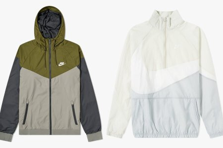 Get Rare Nike Windbreakers for 50% Off