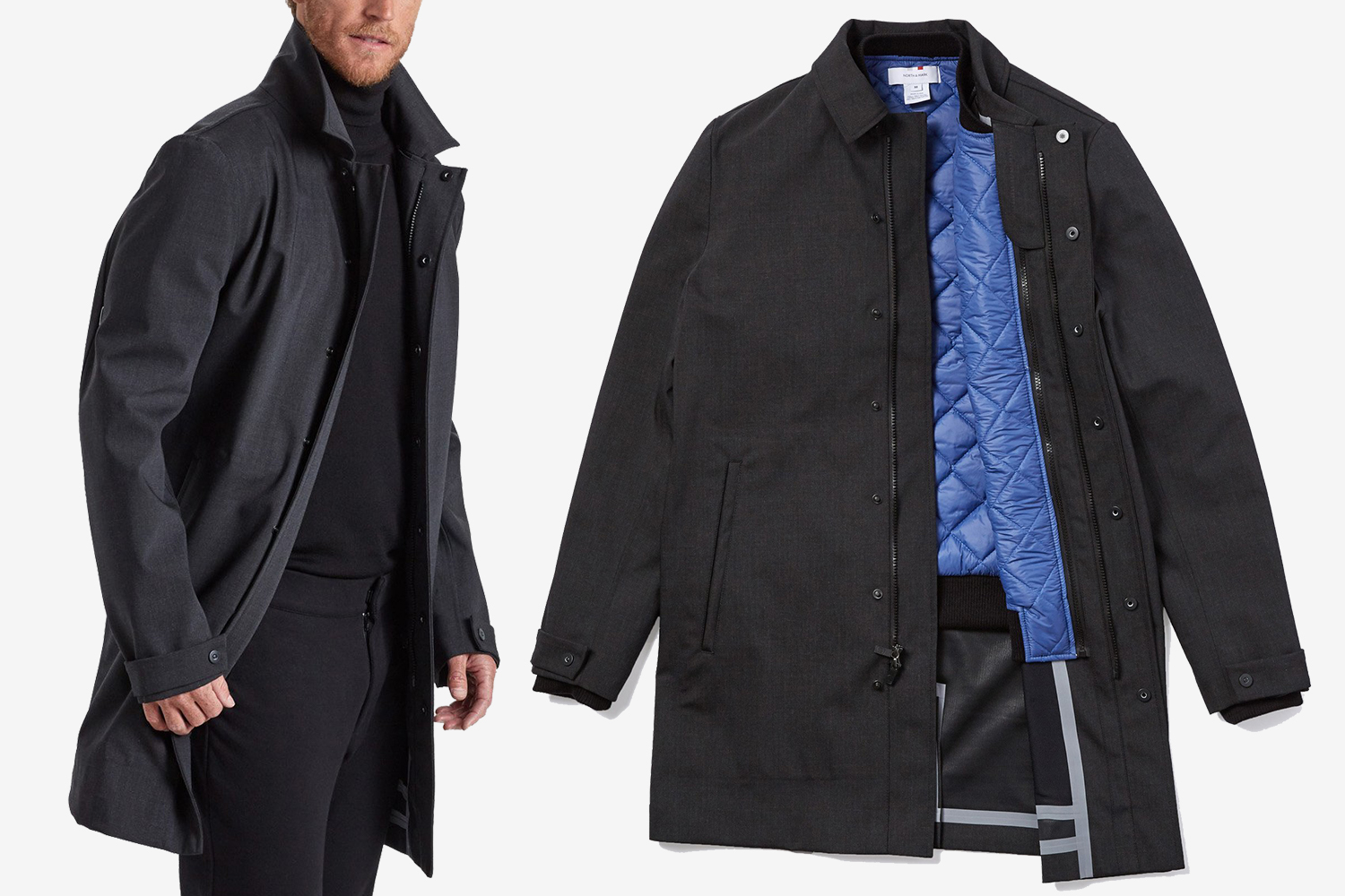 Take up to $300 off technical, versatile and weatherproof spring jackets.