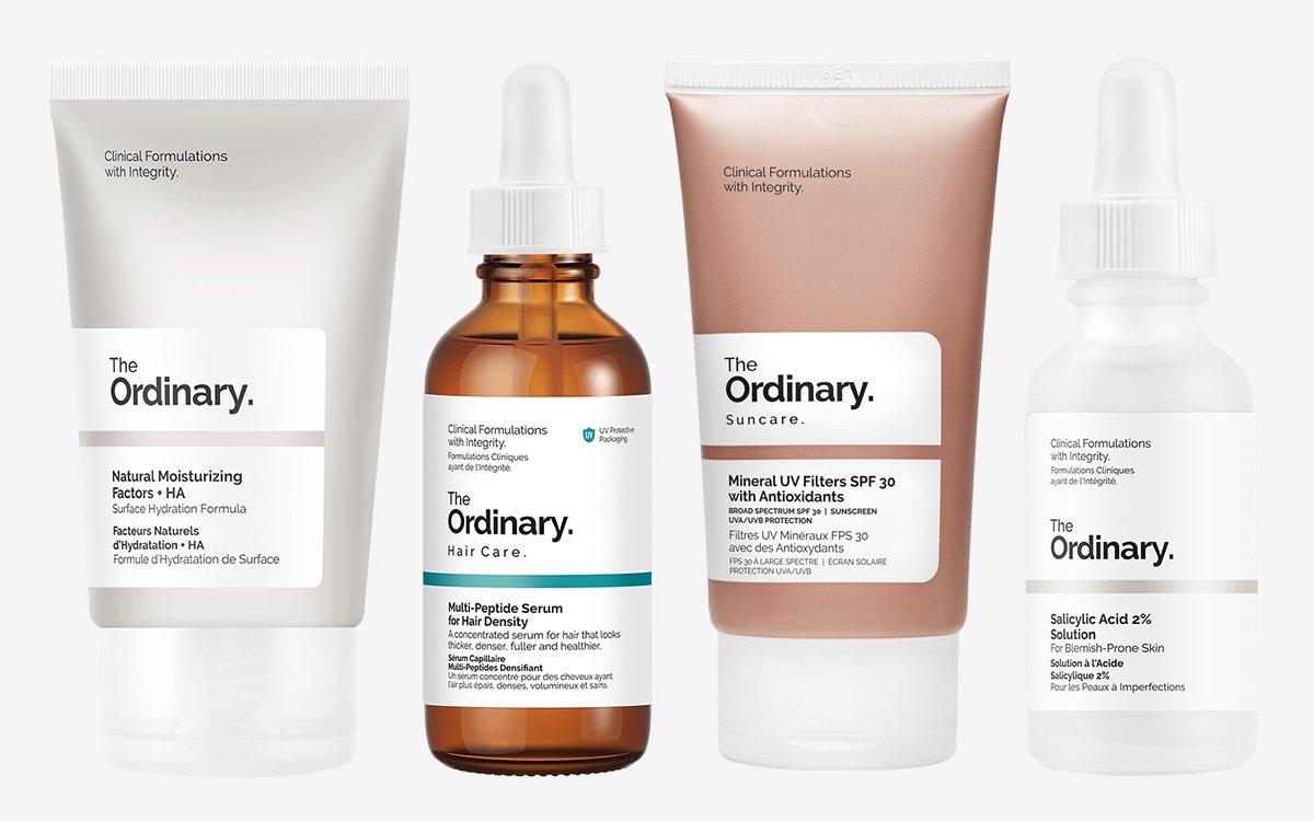Ordinary Skincare Products Serum Moisturizer