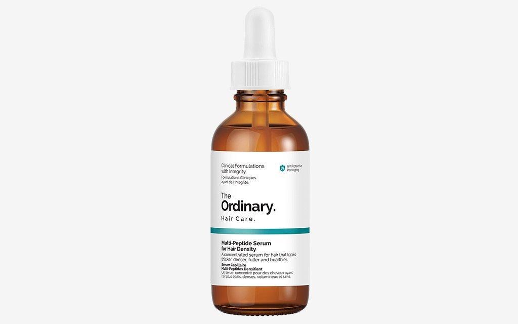 Hair Thickener: Multi-Peptide Serum for Hair Density