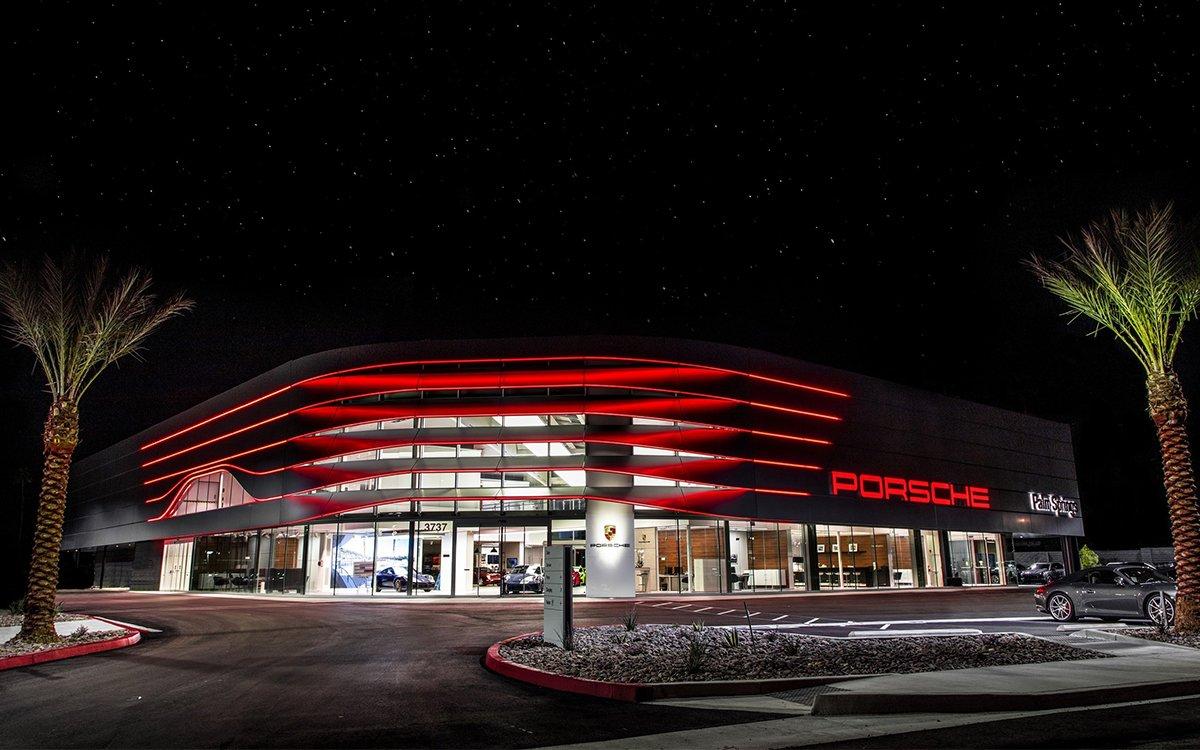 Destination Porsche Is Part Dealership, Part Disneyland, Part Apple Store