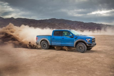 A Ford Raptor With the Mustang's Supercharged V8? Signs Say Hell Yes.