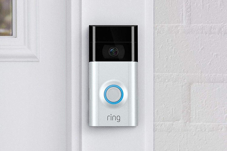 Buy discounted Ring video doorbells, get a free Echo Dot smart speaker.