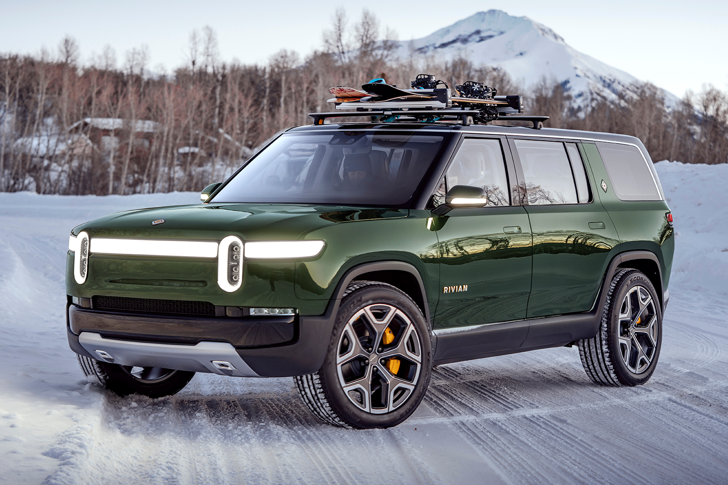 Amazon invested in electric vehicle startup Rivian. Now they're working on an undisclosed project.