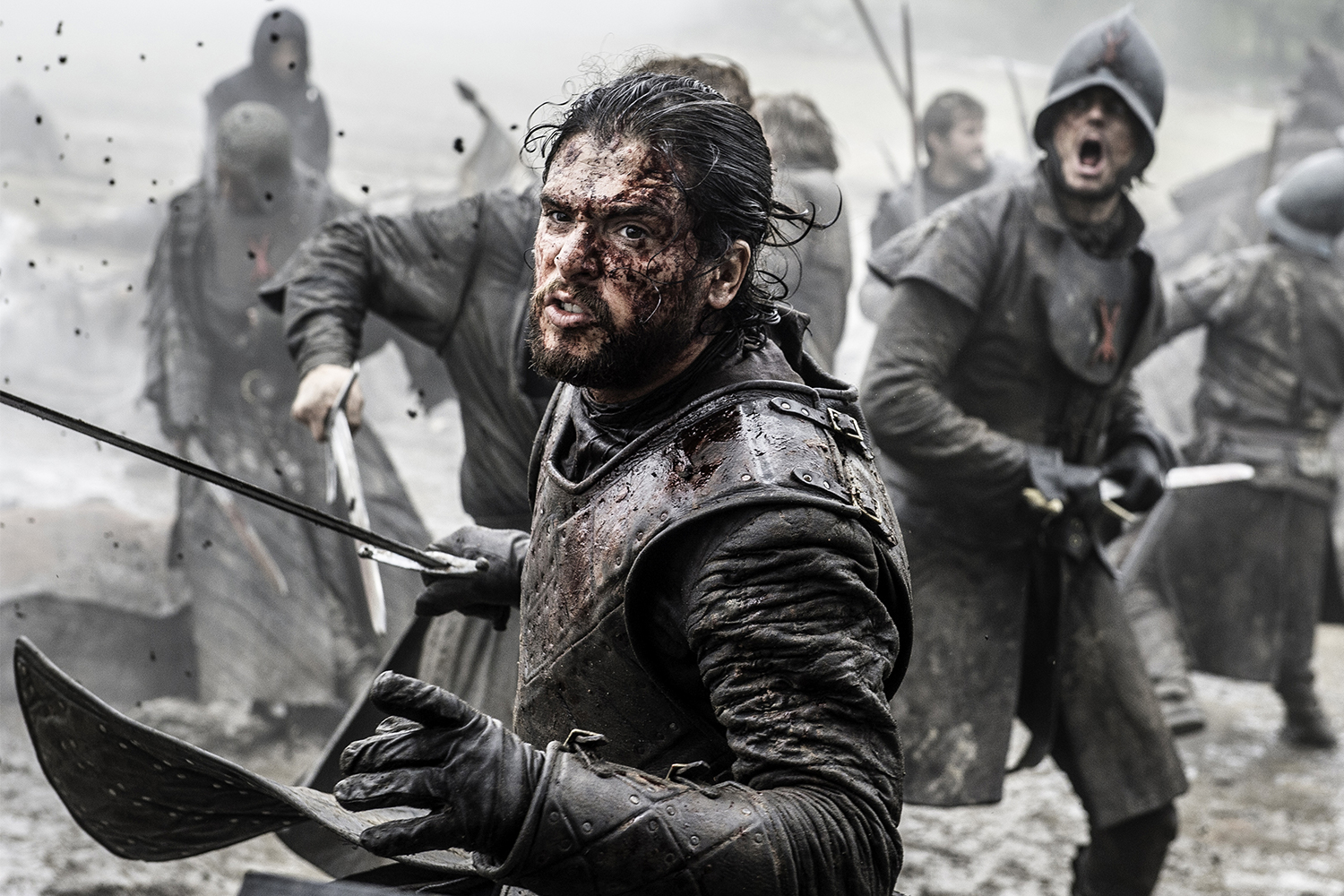 Want to train like your favorite Game of Thrones character? Listen to Dalton Wong.
