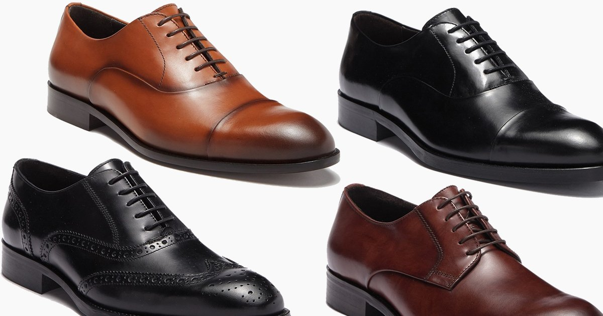 To Boot New York's Classic Dress Shoes
