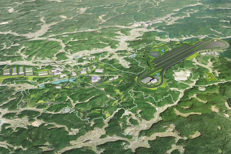 Toyota just opened a mini Nürburgring track in Japan, part of a larger complex.