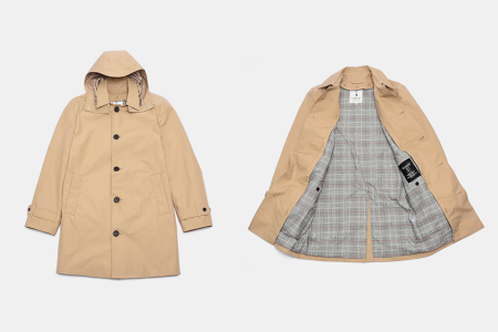 American Trench Is Discounting Everything, Including the MFing Trench