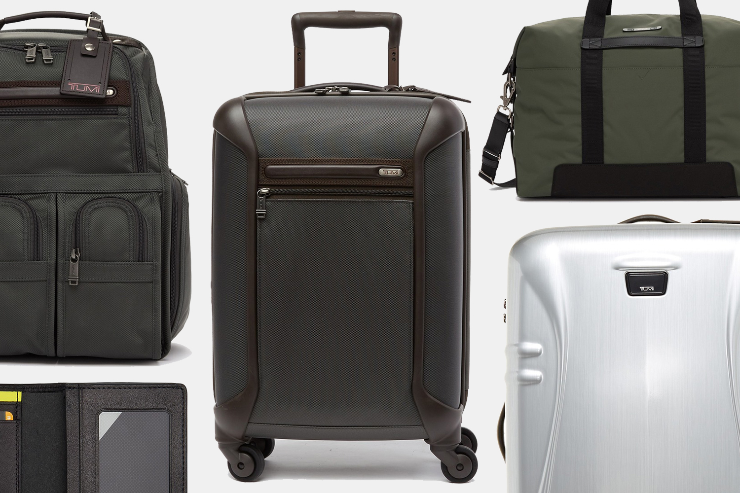 9820ed3b887c Take Up to 40% Off Over 200 Tumi Bags, From Carry-Ons to Backpacks ...