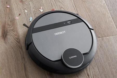 Ecovacs Deebot 901 Robotic Vacuum