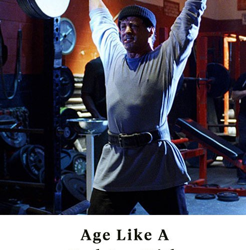 weightlifting older