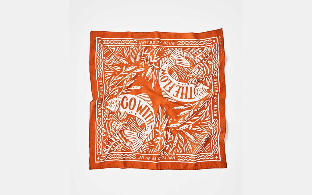 5 Bandanas to Keep You Dry and Looking Cool (Among Other Things)