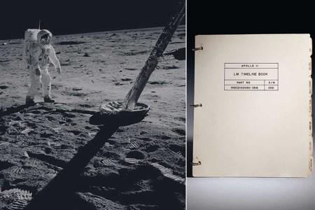 Apollo 11 Timeline Book