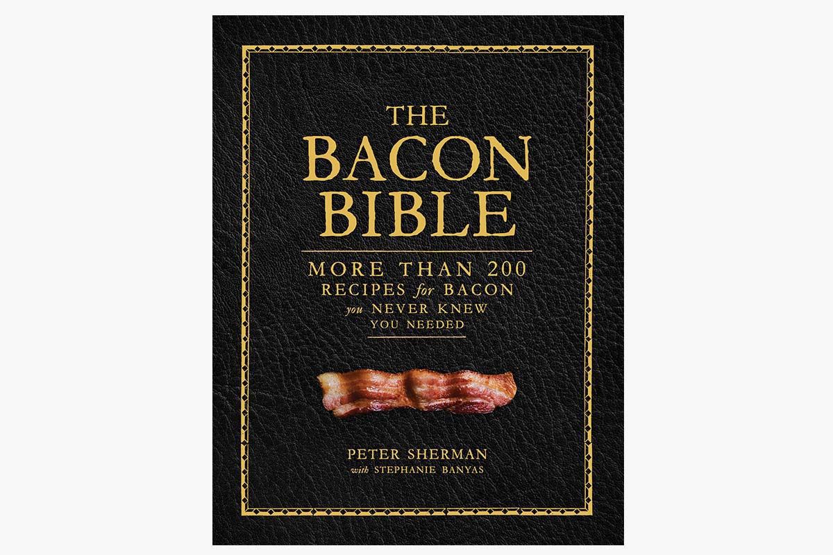 "This Chef Wrote ""The Bacon Bible"" — Literally"