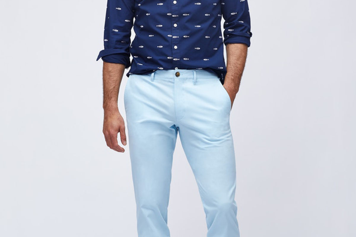 superior quality official store limited sale We Found Your Summer Chinos, and They're 20% Off - InsideHook