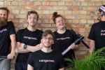 The team behind the questionable new pogo stick-sharing start up