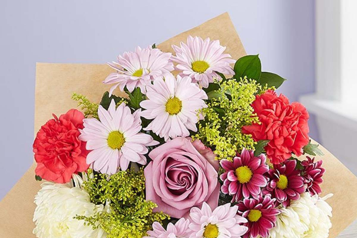 Your Complete Guide to Ordering Mother's Day Flowers Online - InsideHook