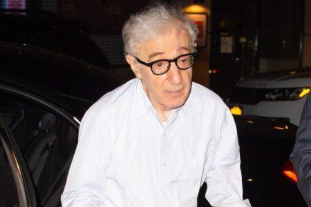 Woody Allen in New York in 2018. (Adrian Edwards/GC Images)