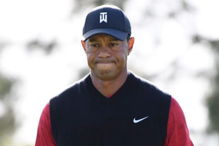 Presidents Cup Captain Tiger Woods Picks Himself for Team