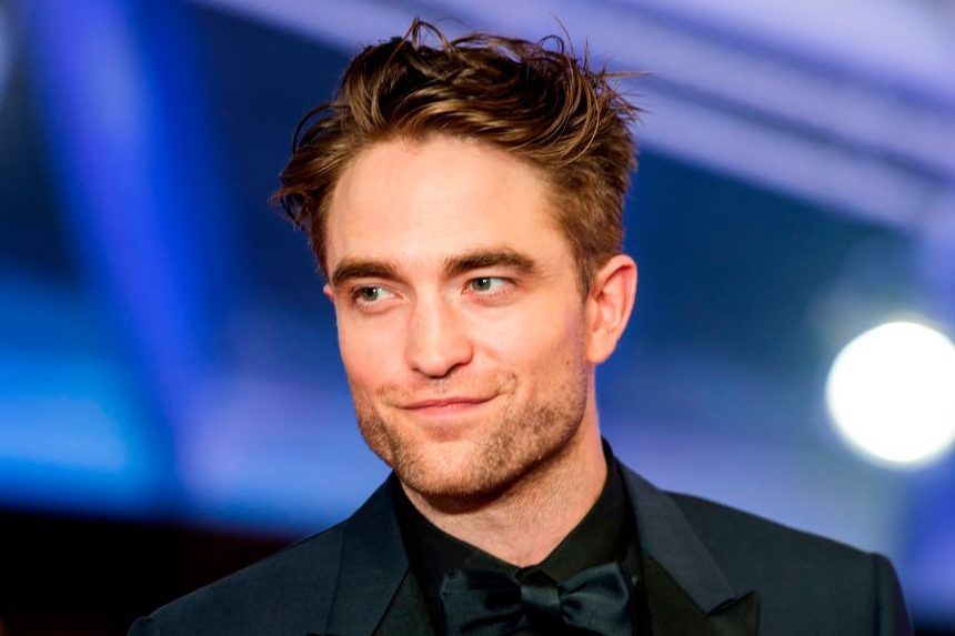 Actor Robert Pattinson. (FADEL SENNA/AFP/Getty)