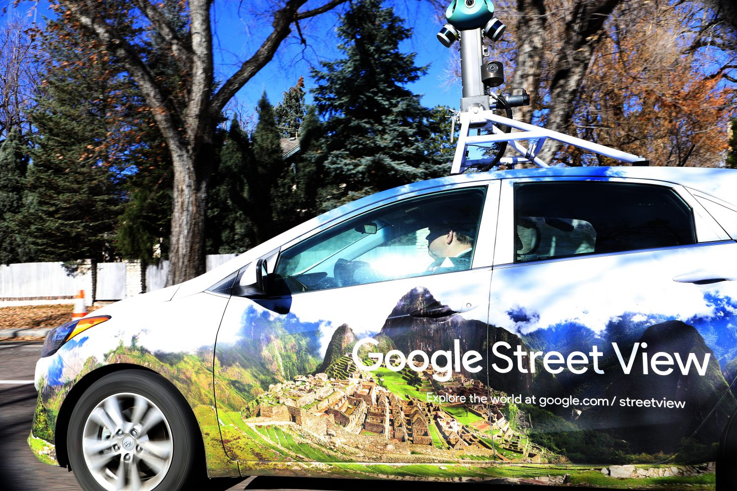 New Google Maps Feature Predicts Your Likelihood of a Car ... on google maps engine, google maps history, google maps weather, google street view car location, google maps caught on camera, google maps miles, google maps vehicle with camera,
