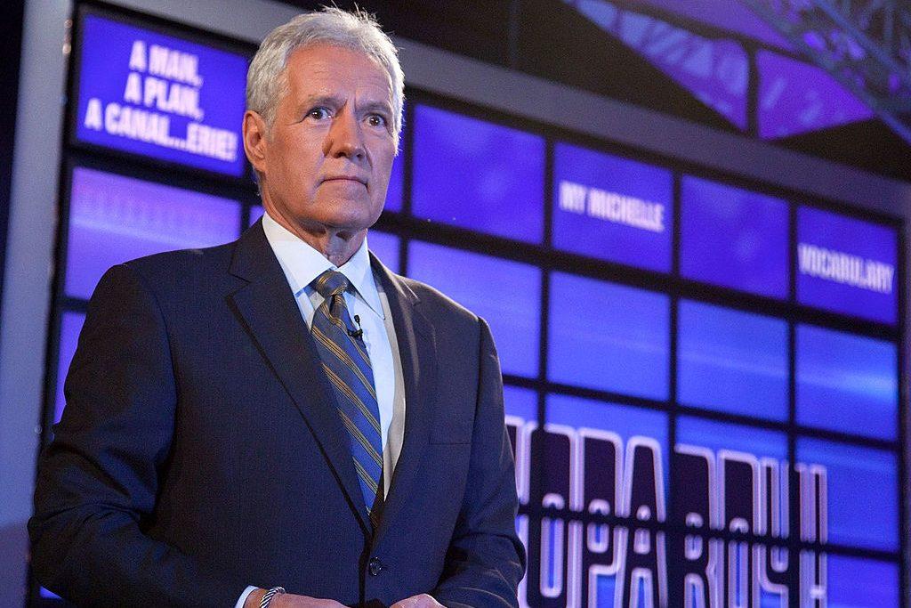 """Host of """"Jeopardy!"""" Alex Trebek in 2011. (Ben Hider/Getty)"""