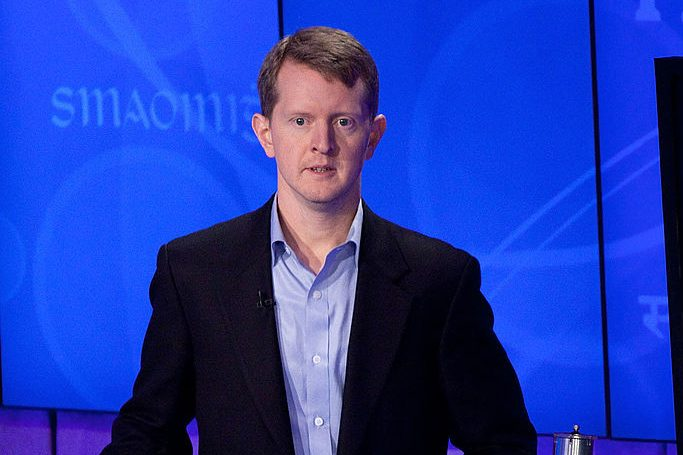 """Jeopardy"" legend Contestant Ken Jennings. (Ben Hider/Getty)"