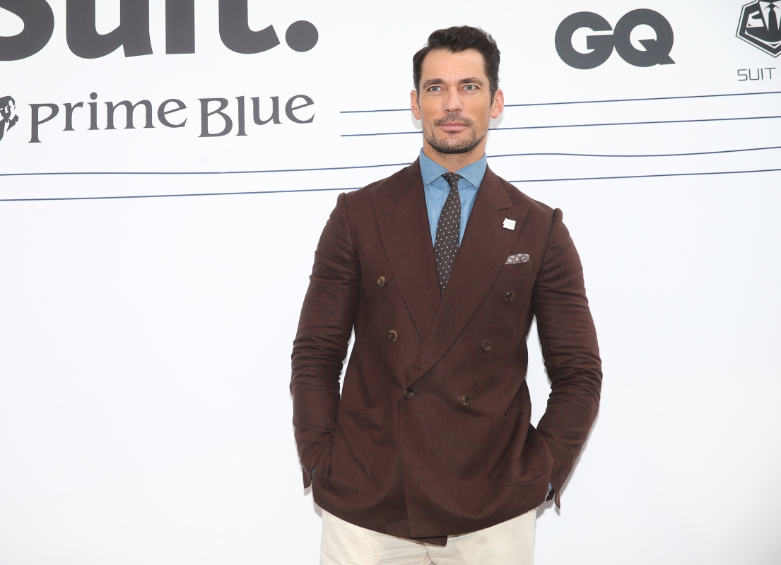 "David Gandy is among the  ""chads"" incels often point to as the ideal alpha men."