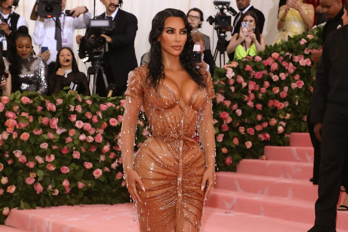 When she's not at the Met Gala, Kim Kardashian West is freeing prisoners  (Photo by Taylor Hill/FilmMagic)