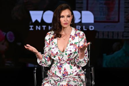 Ashley Judd clarified that she is going to court. (GettyImages)