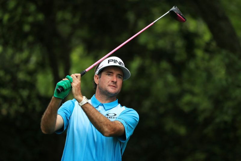 Bubba Watson.(Mike Ehrmann/Getty)