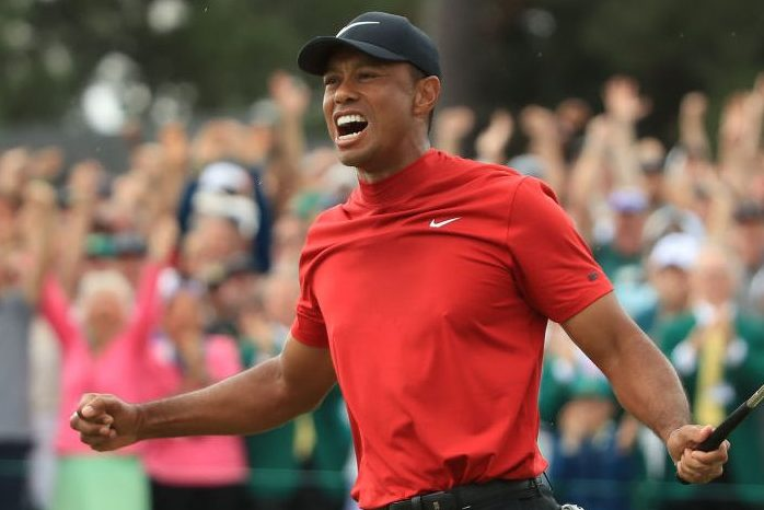 "Tiger Woods' First-Ever Memoir ""BACK"" Is On Way"