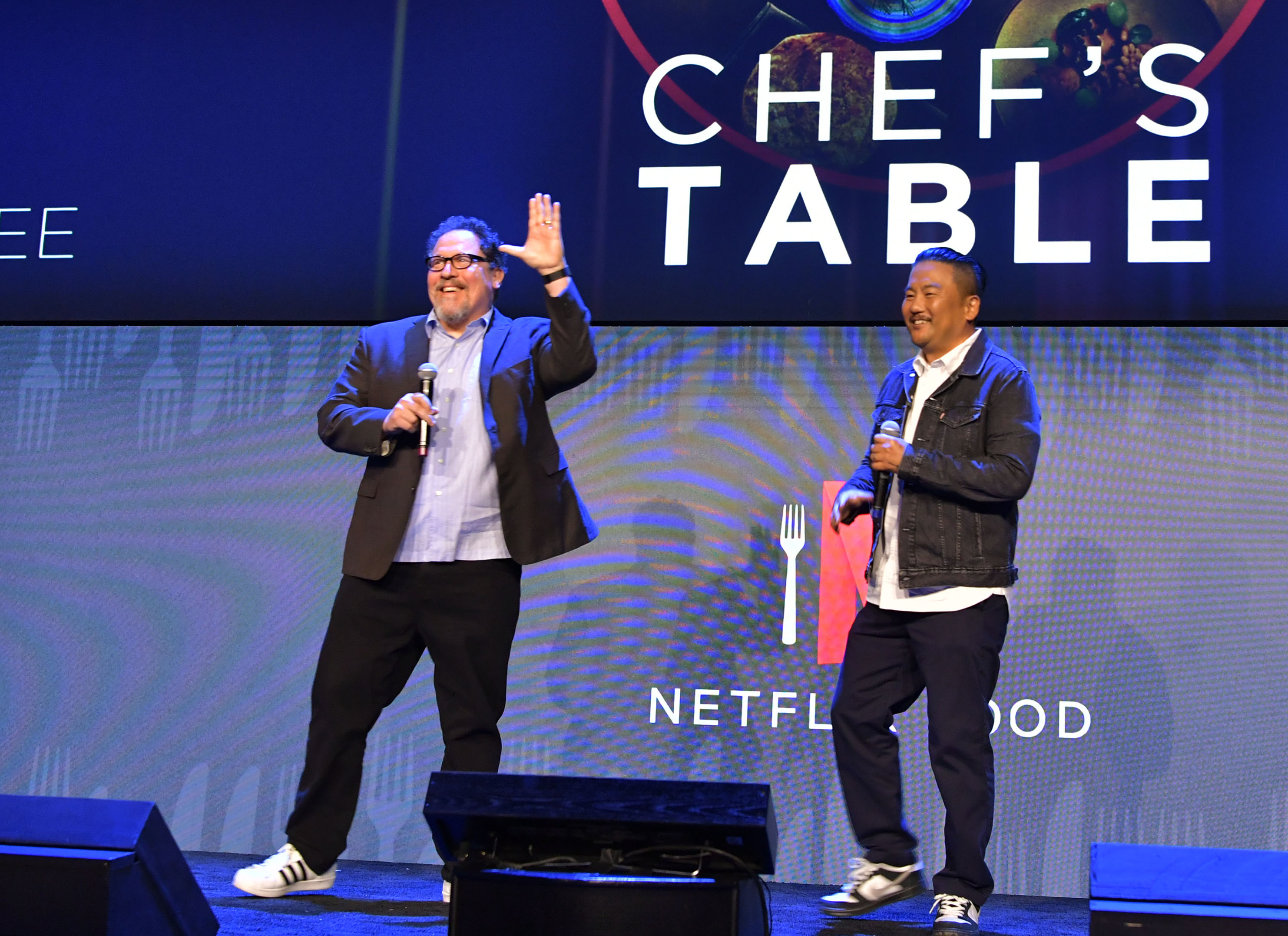 Jon Favreau and Roi Choi Team Up for New Star-Studded Netflix Series 'The Chef Show'