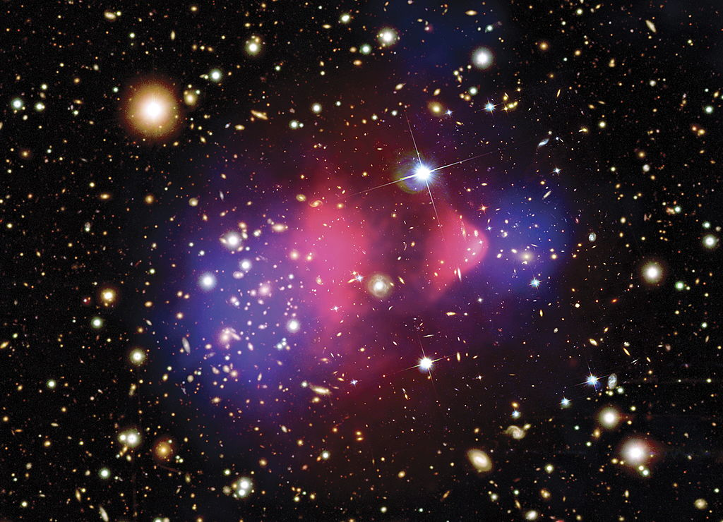 The age of the cosmos is being reconsidered. (GettyImages)