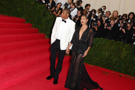 Remember when the royal couple graced the 2014 Met Gala? (Axelle/Bauer-Griffin/FilmMagic)