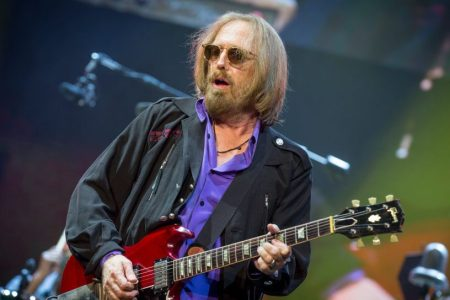 Tom Petty on July 16, 2017. (Mark Horton/Getty for ABA)